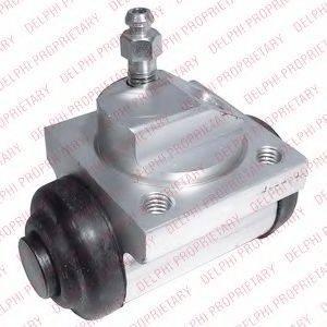 Колесный тормозной цилиндр DELPHI LW90094