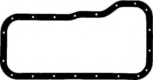 Прокладка, маслянный поддон VICTOR REINZ 71-12929-00