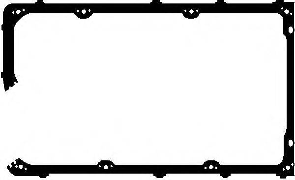 Прокладка, крышка головки цилиндра VICTOR REINZ 71-13058-00