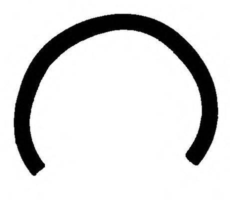 Уплотняющее кольцо, коленчатый вал VICTOR REINZ 71-19722-00